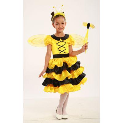 Карнавальный костюм для девочки Пчела Стиль