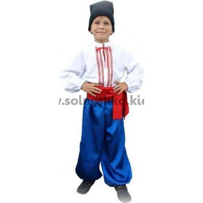 Карнавальный костюм Украинец  - Козак
