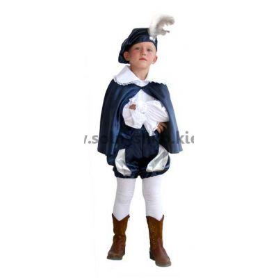 Карнавальный костюм Маленький Принц, Паж, Ромео №3