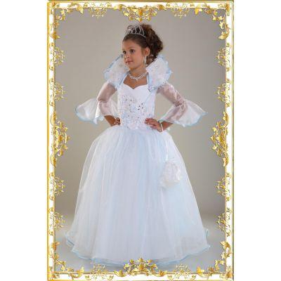 Нарядное платье Снежная королева 1705