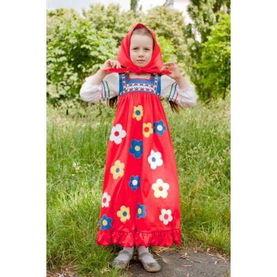 Карнавальный костюм Русский Сарафан