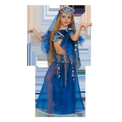 Карнавальный костюм для девочки Восточная красавица, Восточная ночь 292