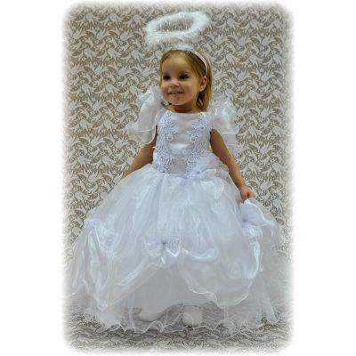 Нарядное платье для девочкии Ангел Т-0001