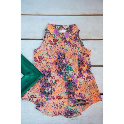 Блуза для девочки Ферри 1509