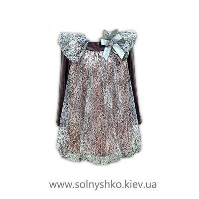 Платье для девочки 3039