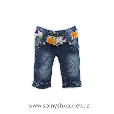 Бермуды Бриджи джинсовые 238