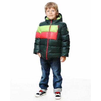 Куртка зимняя для мальчика D023