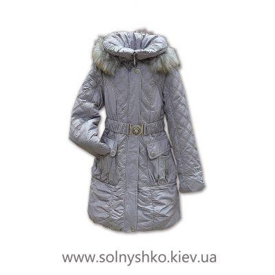 Пальто зимнее  для девочки 5830