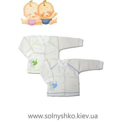 Кофта - распашонка для новорожденного 00-55 ТМ Baby Life