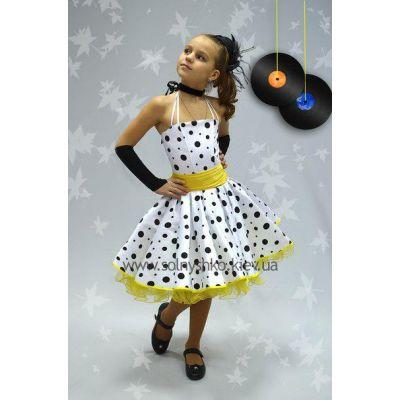 Нарядное платье для девочки Оксана (+,болеро)