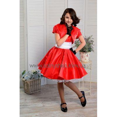 Нарядное платье для девочки Стиляги-002 подросток