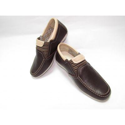 Туфли коричневые 100-261 ТМ Яросвит