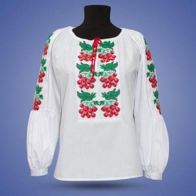 Блуза - вышиванка для девочки Христинка - 426