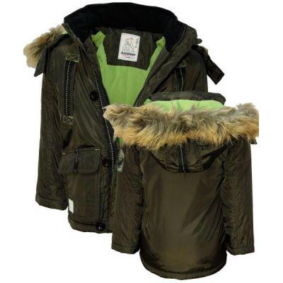 Куртка для мальчика зимняя 6570