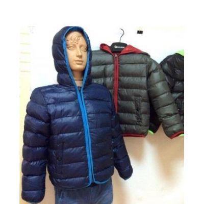 Куртка для мальчика демисезонная двухсторонняя 2812