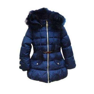 Пальто зимнее для девочки 0818