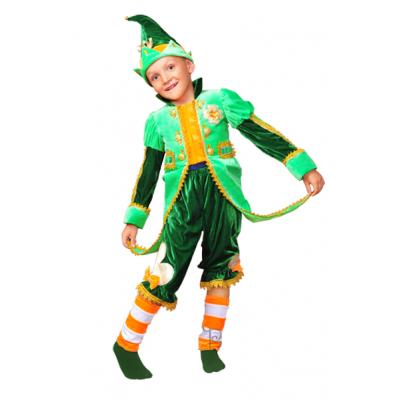 Карнавальный костюм Гном лесной 718