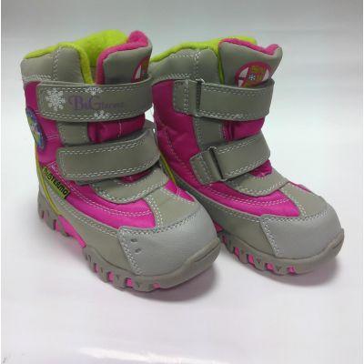 Термо ботинки - сапоги зимние детские B&G 152-51