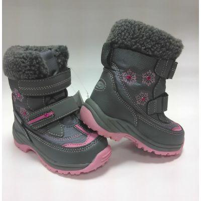 Термо ботинки - сапоги зимние детские B&G 151-8010