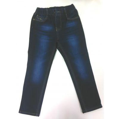 Утепленные джинсы на флисе 3203 Венгрия