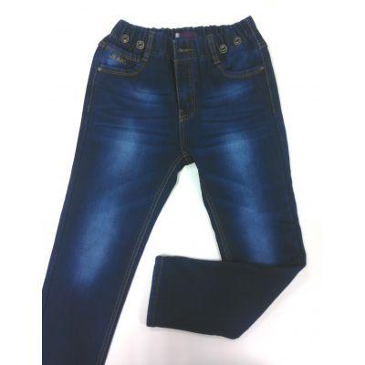 Утепленные джинсы на флисе 3205