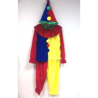 Карнавальный костюм Клоун №1