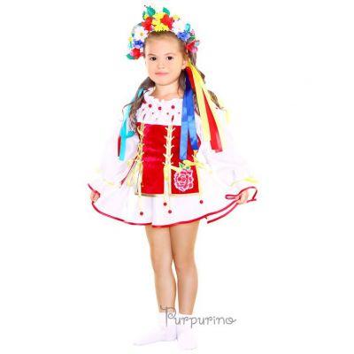 Карнавальный костюм Украинка 295