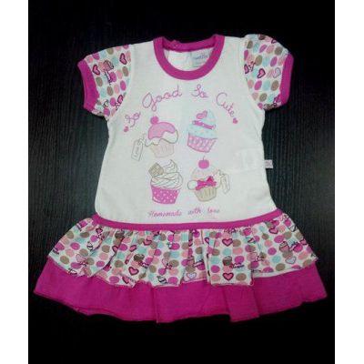 Платье для девочки 129004 малина Twetoon Flexi