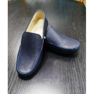 Туфли - мокасины кожаные 1504 ТМ Alexandro