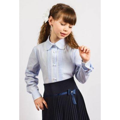 Блуза школьная для девочки 128 ТМ Малена