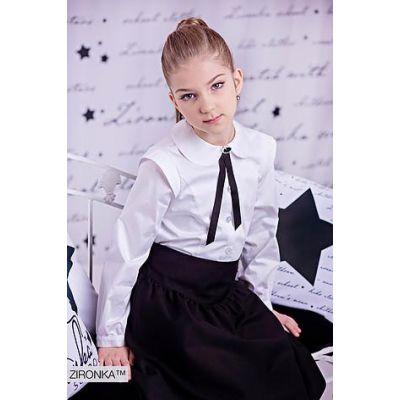 Блуза школьная для девочки 3570-1