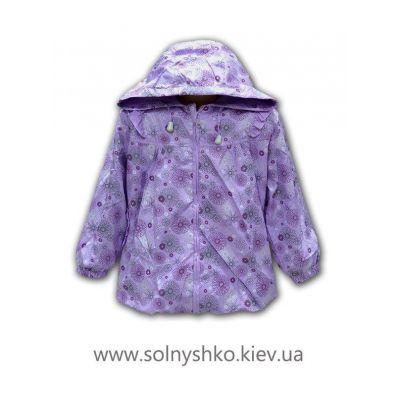Куртка - Ветровка демисезонная для девочки 2209