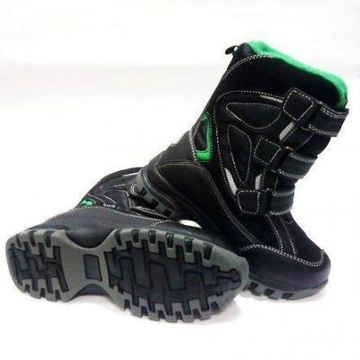 Термо ботинки - сапоги зимние детские B&G 165-205