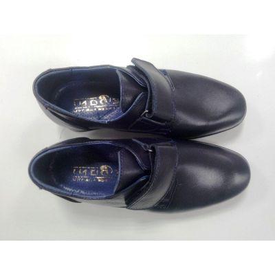 Туфли 601 синие ТМ Seboni