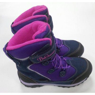Зимние ботинки - Термо ботинки для девочки R171-6037