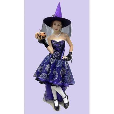 Карнавальный костюм для подростка Ведьма Блеск