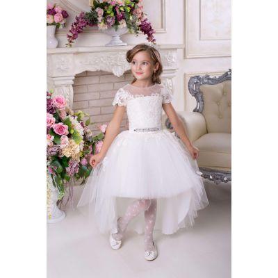 Нарядное платье для девочки 9714