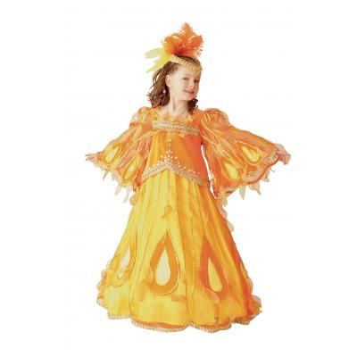 Карнавальный костюм для девочки Жар-птица 611