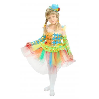 Карнавальный костюм Принцесса Цирка - Циркачка  1645