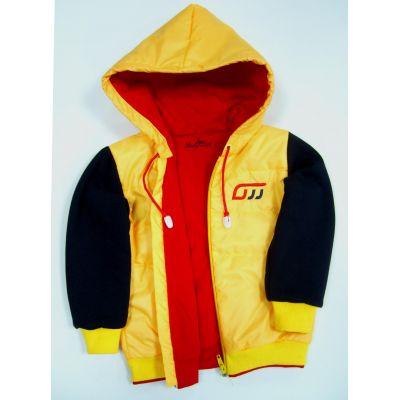Куртка - ветровка демисезонная для мальчика 15-02