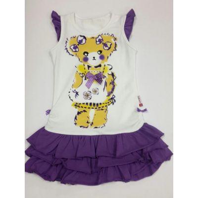 Платье летнее для девочки 0113