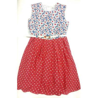 Платье для девочки летнее Ромашка