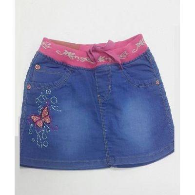 Юбка джинсовая для девочки 63125