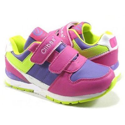 Кроссовки для девочки F563 ТМ Clibee