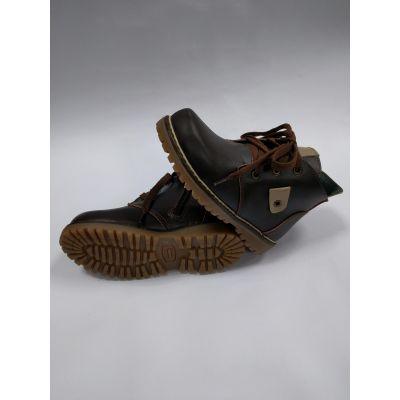 Ботинки 0209 коричневые ТМ JORDAN