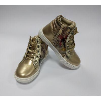 Демисезонные ботинки для девочки арт. P-110