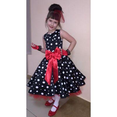 Нарядное платье для девочки Стиляги - 022