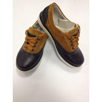 Туфли кожаные КП-23 ТМ Men's Style