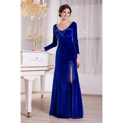 Вечернее платье V8721