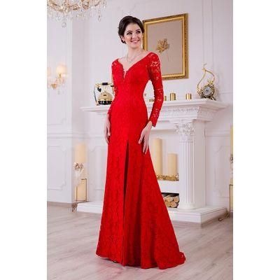 Вечернее платье V8722